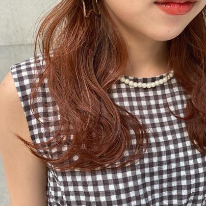 新規限定【1回目〜3回目までOK!!】🧡ダブルカラー🌈➕前髪カット➕透明カラー➕トリートメント