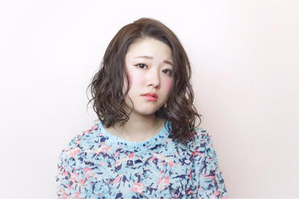 イルミナカラーのオーシャンです hair Musee    大西店所属・菊池紗希のスタイル