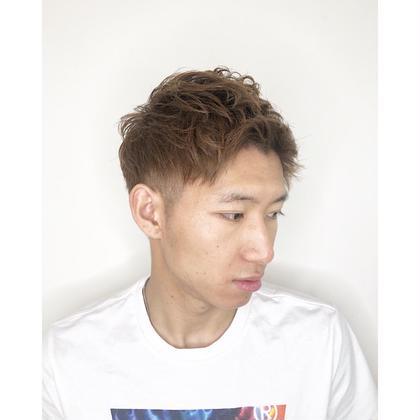 【メンズ限定】カット+カラー