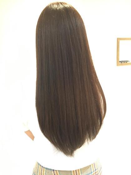 ツヤカラー U.hair石川橋店所属・AmanoYukaのスタイル