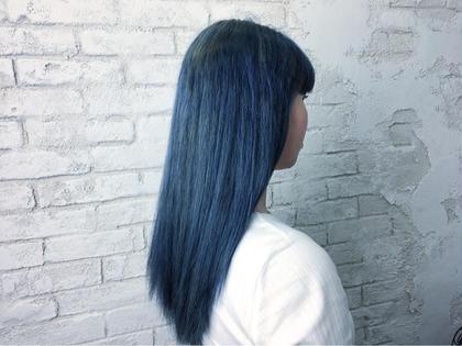 ブルー(^^) prizeiris所属・二村厳輝のスタイル