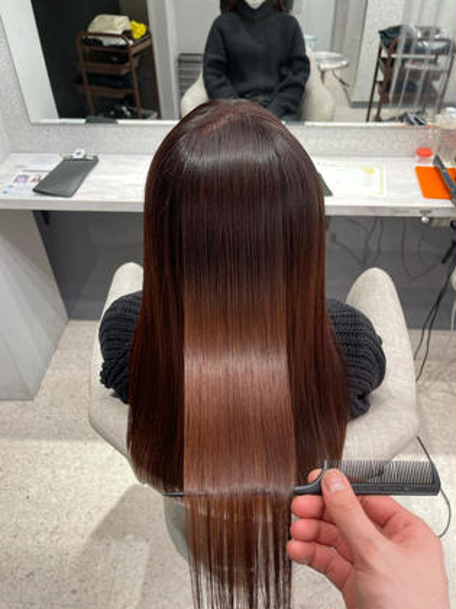 ✨髪質変えたい方必見!✨🌈🎈カット&髪質改善トリートメント🌈🎈