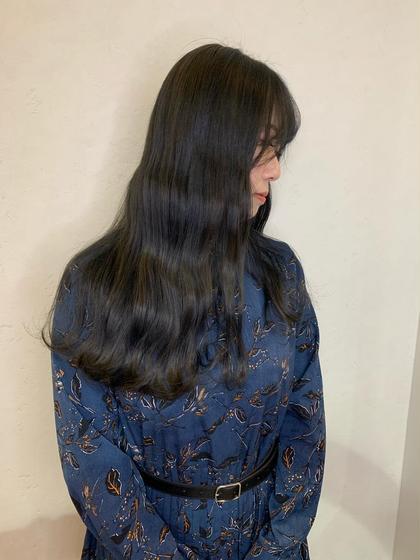 💡カット+美髪フィラートリートメント(酸熱トリートメント)💡
