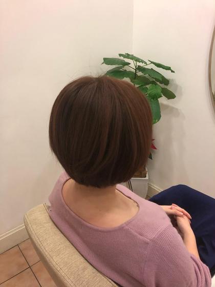 vis-a-vis本蓮沼店所属の松崎翔真のヘアカタログ