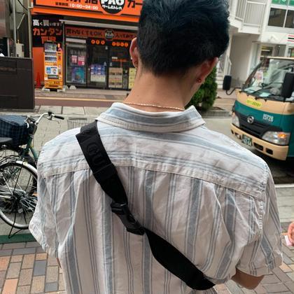 ブリーチ毛から暗めのみどり入れました🦖🐍🐊🐲 ZEST八王子店所属・斉藤七海のフォト