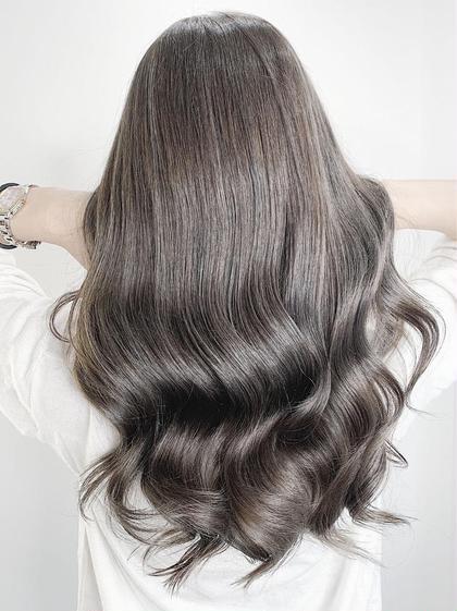 イルミナorアディクシーカラー+髪質改善TOKIOトリートメント✨