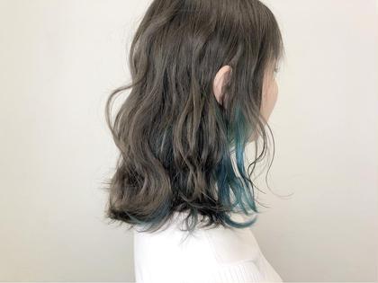 【おしゃれさん必見🌼】全体カラー+インナーor裾カラー