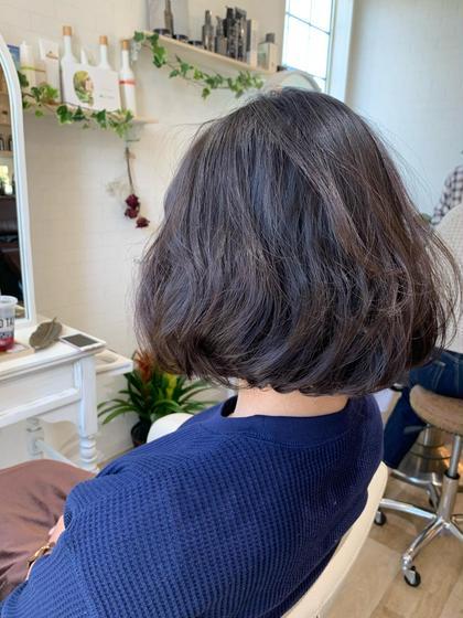最新!髪質改善トリートメントコース+カット+パーマ