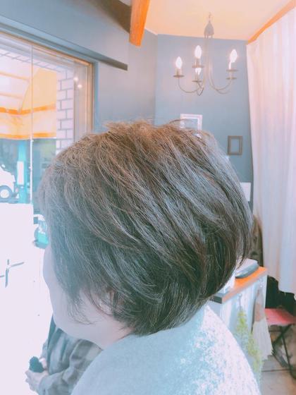 【平日限定☆】カラー(リタッチ3cmまで)+カット \8800→\7700