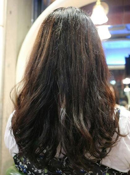 根元7-fma 6% 毛先7-fma 3% rave Actionand Hair!所属・平塚千尋のスタイル