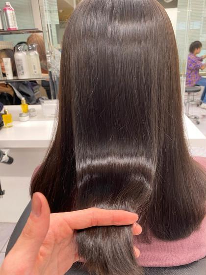 【限定人気のトリートメント大特価】✨やればやるほど効果あり💓髪質改善トリートメント&似合わせカット💓