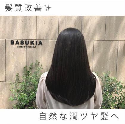 ⭐️《New!》髪質改善フルコース+ホームケアTr付き⭐️