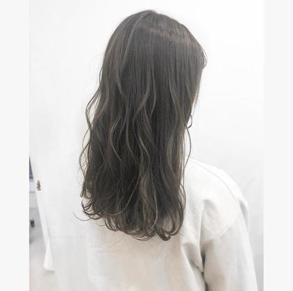 【平日限定*プチイメチェン前髪カット+カラー】