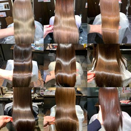 カット+美髪縮毛矯正+最高級Aujuaトリートメント(カラー履歴のある方はこちらがオススメ)