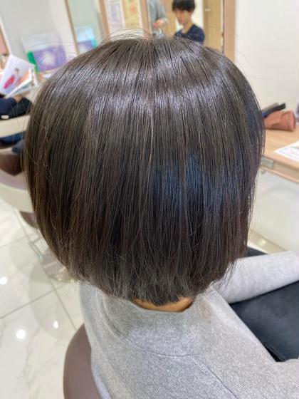 ㊗️6月特別クーポン㊗️白髪染めリタッチカラー&ドライ
