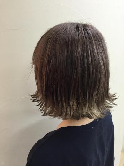 KR辻堂所属・松島由のスタイル