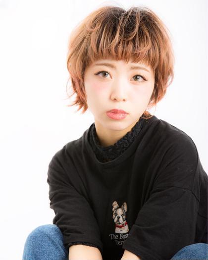 カット、カラー、パーマ(ご相談ございましたらお気軽におっしゃってください☆) NEEL【ニール】所属・ディレクター松田 陽平のスタイル