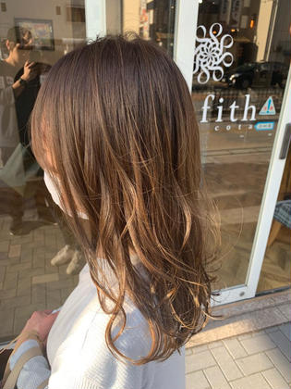 髪質改善‼️アディクシーカラーorイルミナカラー&TOKIOトリートメント✨