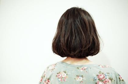 ゆるふわボブ Hair&Spa  CIELA所属・齊藤竜也のスタイル