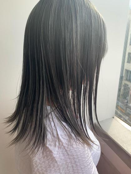 ⭐️3回目・4回目ご来店の方専用クーポン✨透明感カラー&キューティクル補修トリートメント✨