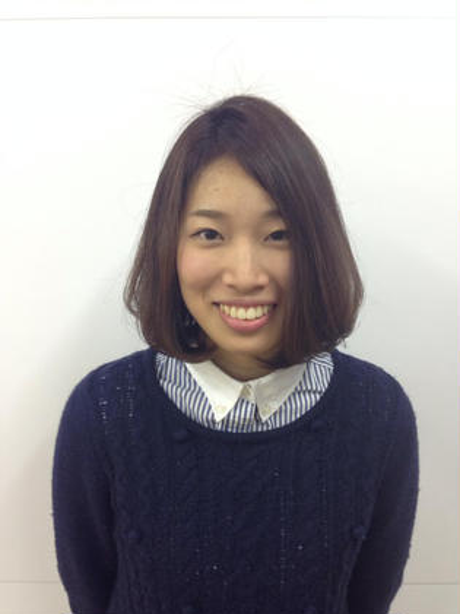 ♫春らしいボブスタイル♫ カペリプントルミネ町田所属・米澤拓真のスタイル
