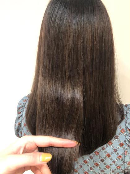 ☔️硬い髪、広がる髪を柔らかく☔️                                  ヘアチューニング