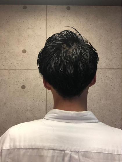 😈 カット+シャンプー+眉カット 😈