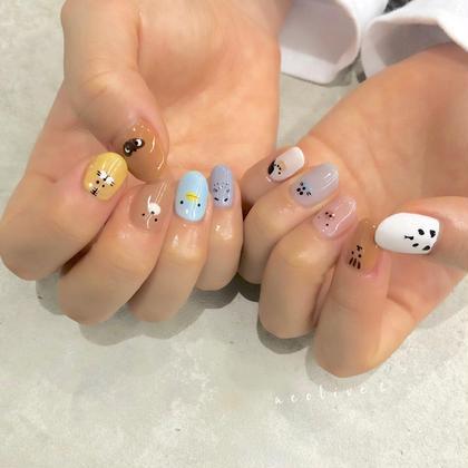 ネイル もちこみネイル☆ 料金8500円