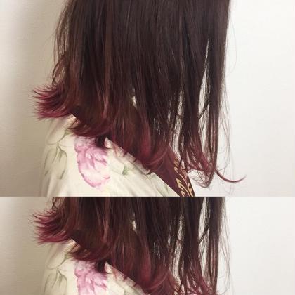 【minimo限定】✨裾カラー&ケアTR✨
