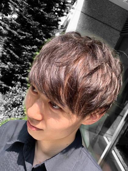 前髪カット✨
