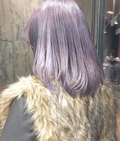 色落ちがきれいなブロンドになるように、、、♡ kotibybrooch所属・KATOELINAのスタイル