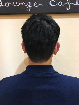 dejave hair & space西千葉店所属・越田まみのスタイル