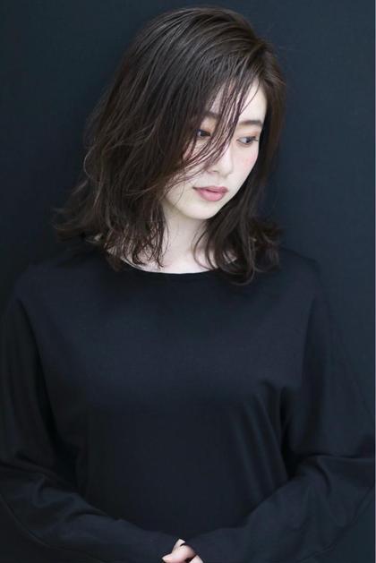 suitehair所属・緒方雅成のスタイル