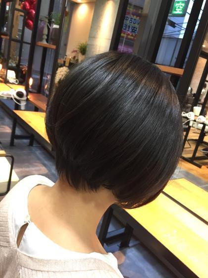 極上似合わせカット +ミルボン髪質別3stepトリートメント