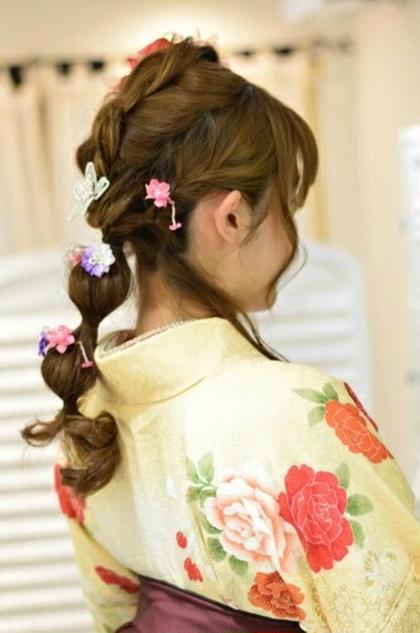 HAIR RESORT VIENTO所属・北川華子のスタイル