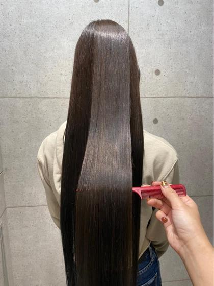 💜髪質改善,酸熱トリートメント💜【サブリミック】