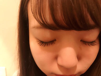 〇 khaki brown × light brown       Cカール 10-11mm Freshdesign Pink梅田店きただのフォト
