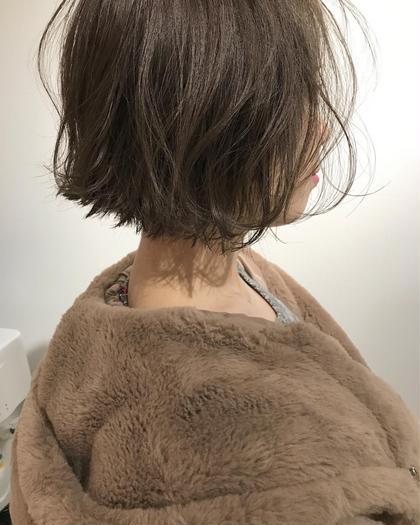 【#アオハル】✨似合わせカット&透明感カラー&キューティクル補修トリートメント✨