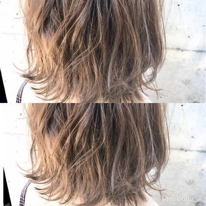 ☝︎☝︎メンテナンスカットor前髪カット➕透明感カラー☝︎➕トリートメント 女性限定⭐️