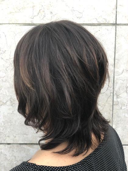 レイヤースタイル progress成田店所属・蒼井悠子のスタイル