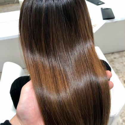 ⚠️5/5限定⚠️/髪質改善トリートメント+カット11000→7700税込