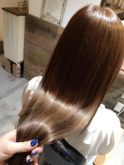 大好評★TOKIOトリートメント★ La fith hair flamme所属・NANAのスタイル