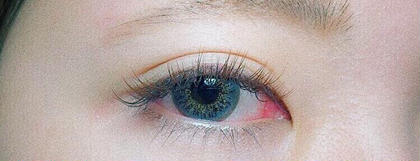 カラーマツエクブラウン eye beauty salon 「sylph」阿倍野店所属・前川万都里のフォト