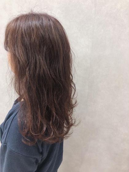 💝初回限定💝馴染ませハイライト+フローディアトリートメント+前髪カット(無料) 11800円⇒8260円