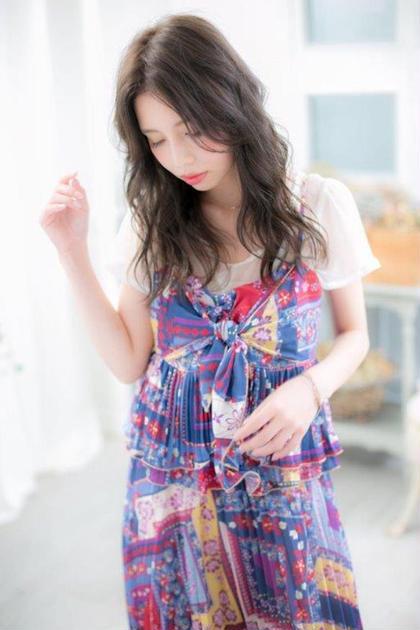 【💚最新のユルふわ💚】カット+デジタルパーマ+濃密トリートメント¥15284→¥8580