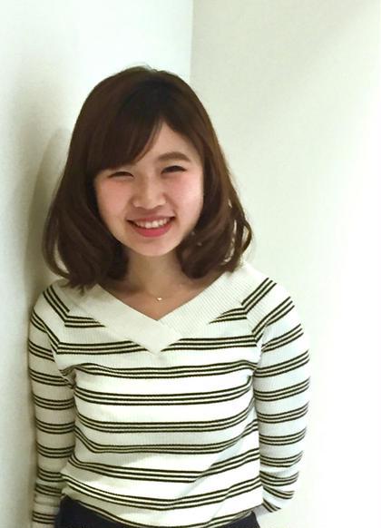 ゆるロブ♡ #まきまきmackey curl Y.所属・山﨑マキコのスタイル