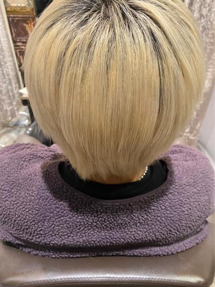髪質改善!酸熱トリートメント