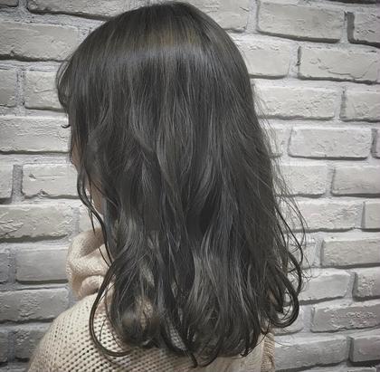 [髪質改善!]リセットトリートメント