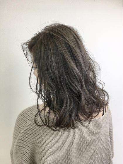 時間指定クーポン!カラー+前髪カット