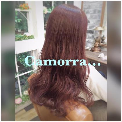 イルミナカラー CAMORRA所属・camorra三軒茶屋のスタイル